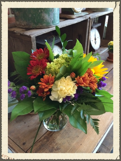 Happy little arrangement