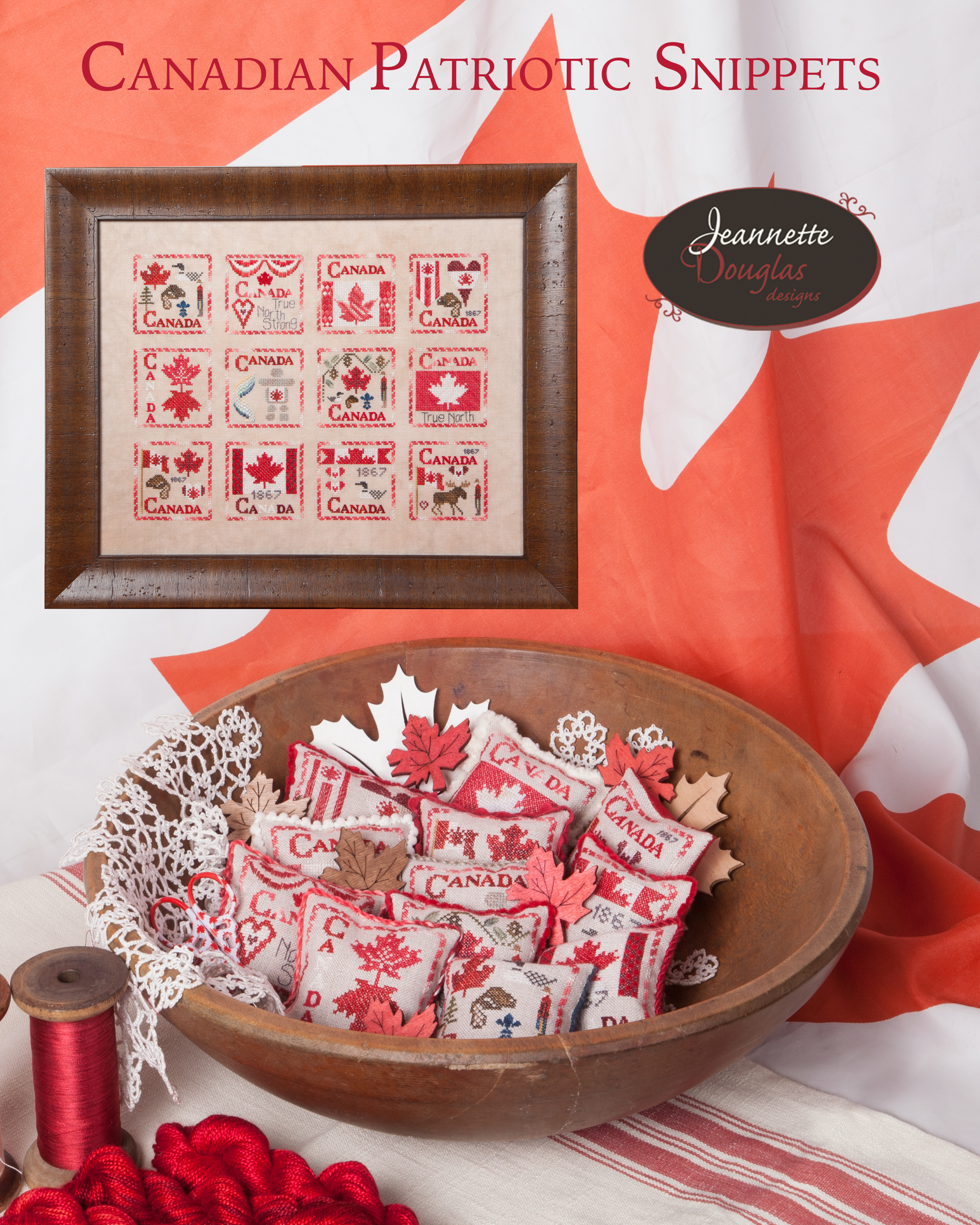 Canadian Patriotic Snippets # 11 & 12