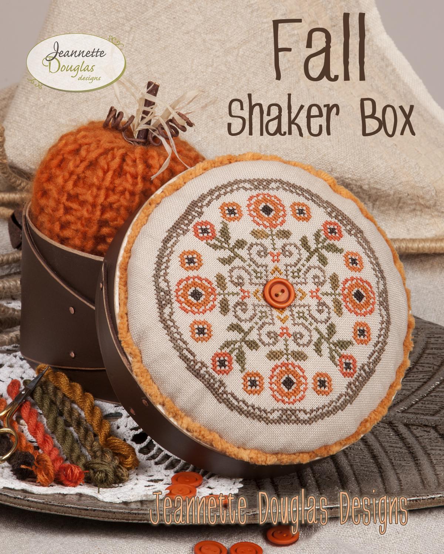 Fall Shaker Box