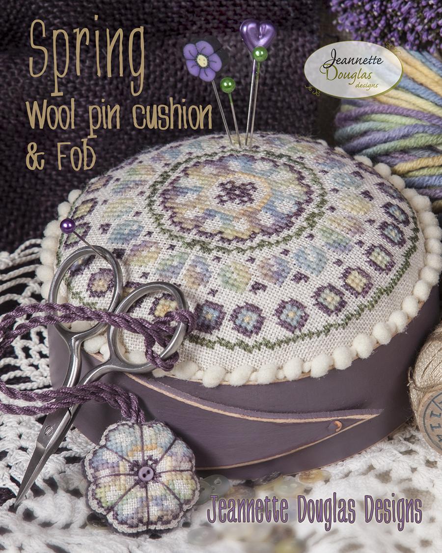 Spring wool pin cushion & Fob web.jpg