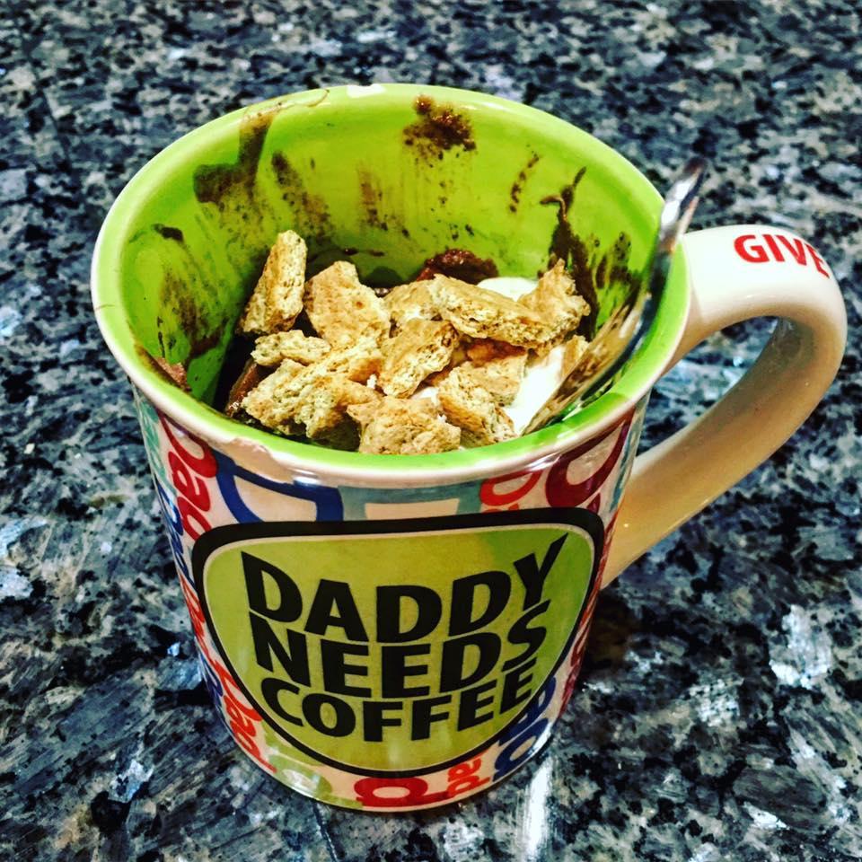 Sandy's Mug Pie