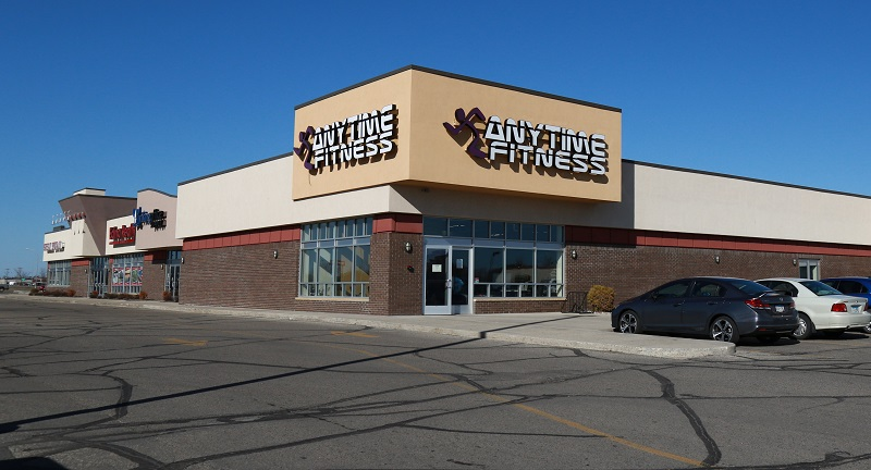 Anytime Fitness at Midway Mall