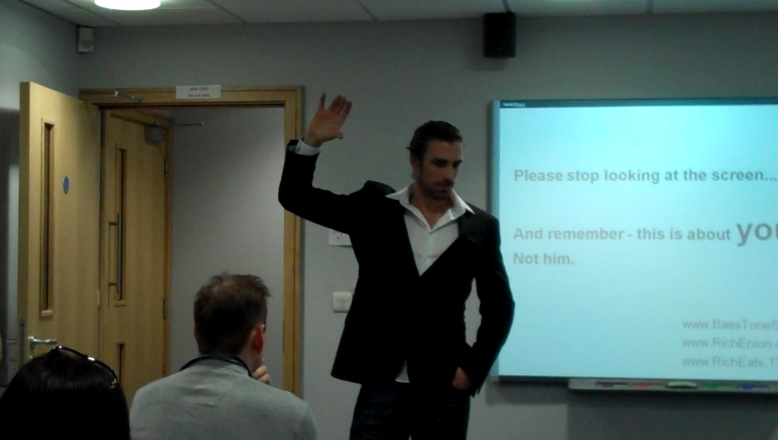 Motivational Speaker London