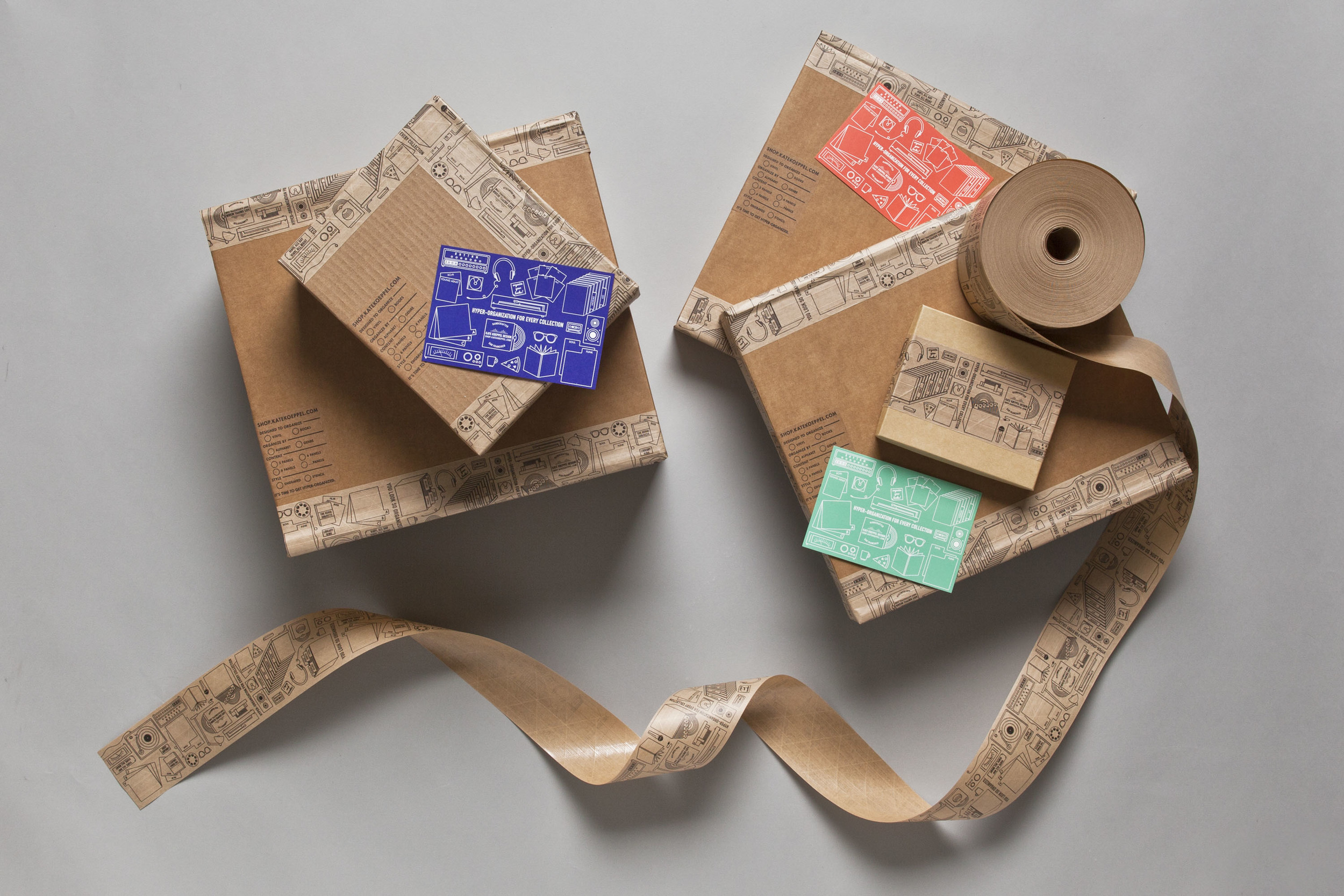 There are 30 illustrative elements in every 12 inch segment of tape.