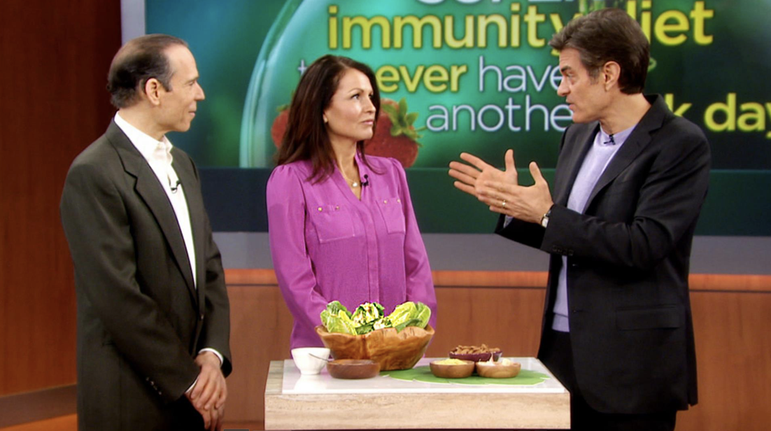 I even had the opportunity to share my results on the Dr. Oz Show.