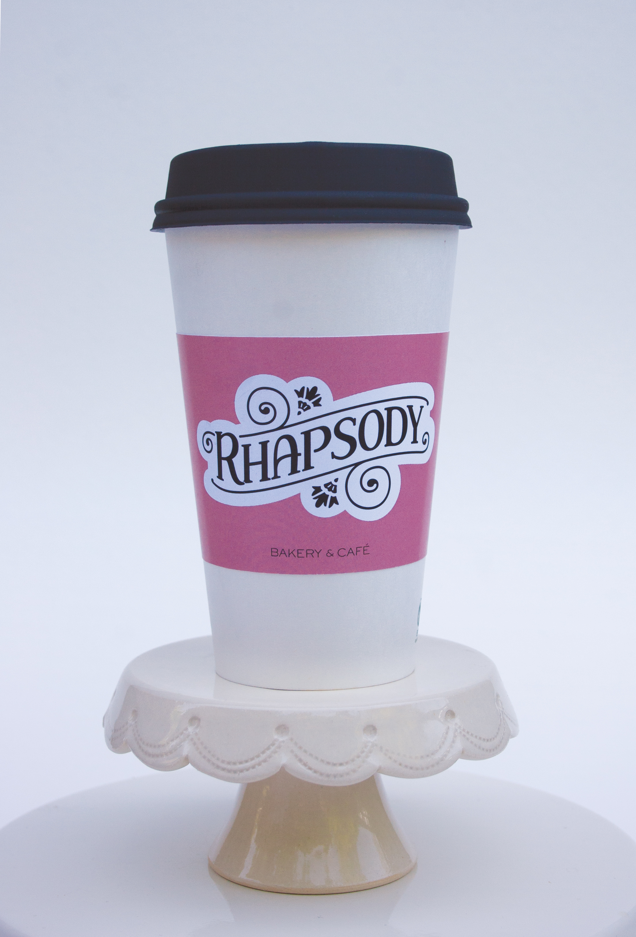 A Coordinating To-Go Cup