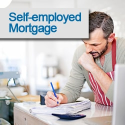 home loans for self employed borrowers