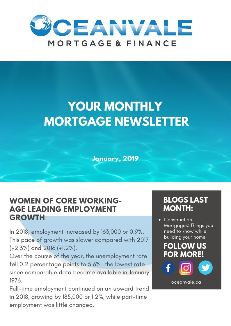 Oceanvale January 2019 Newsletter_1