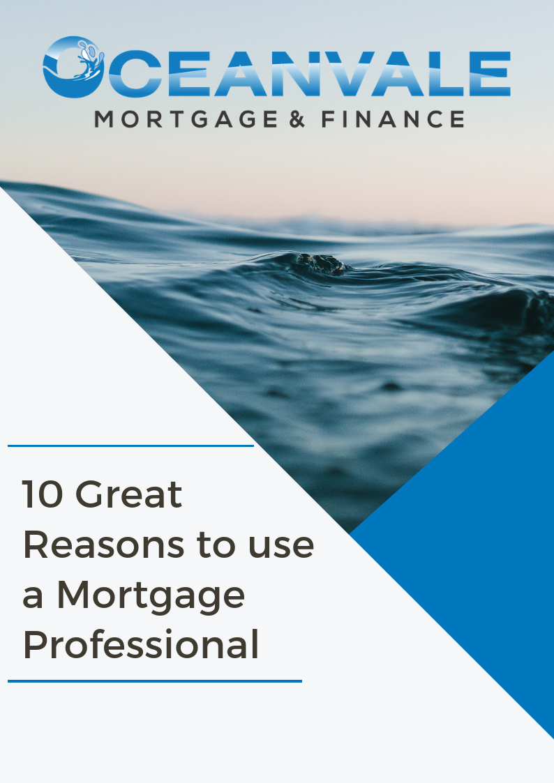 10 Great Reasons to use a Mortgage Professional Image