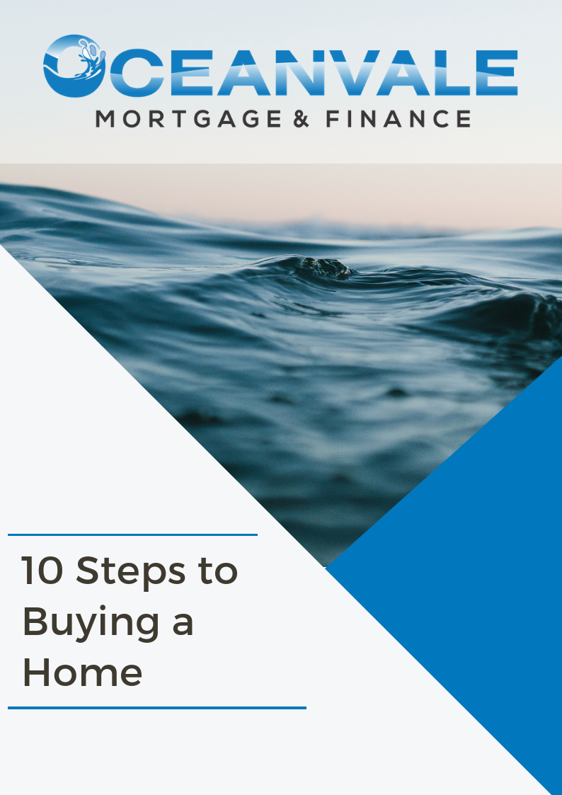 10 Steps to Buying a Home. Image