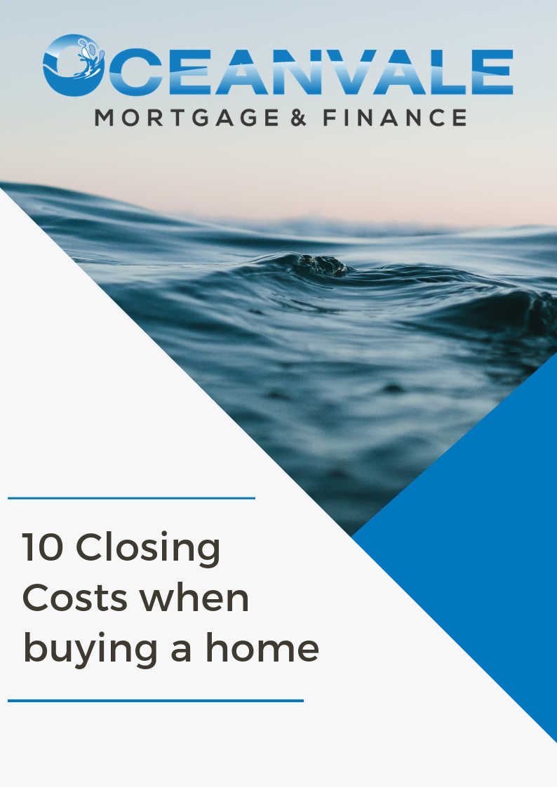 10 Closing Costs when buying a home Image