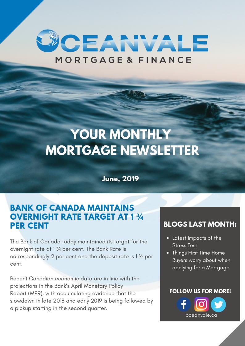 Oceanvale Newsletter_ June 2019