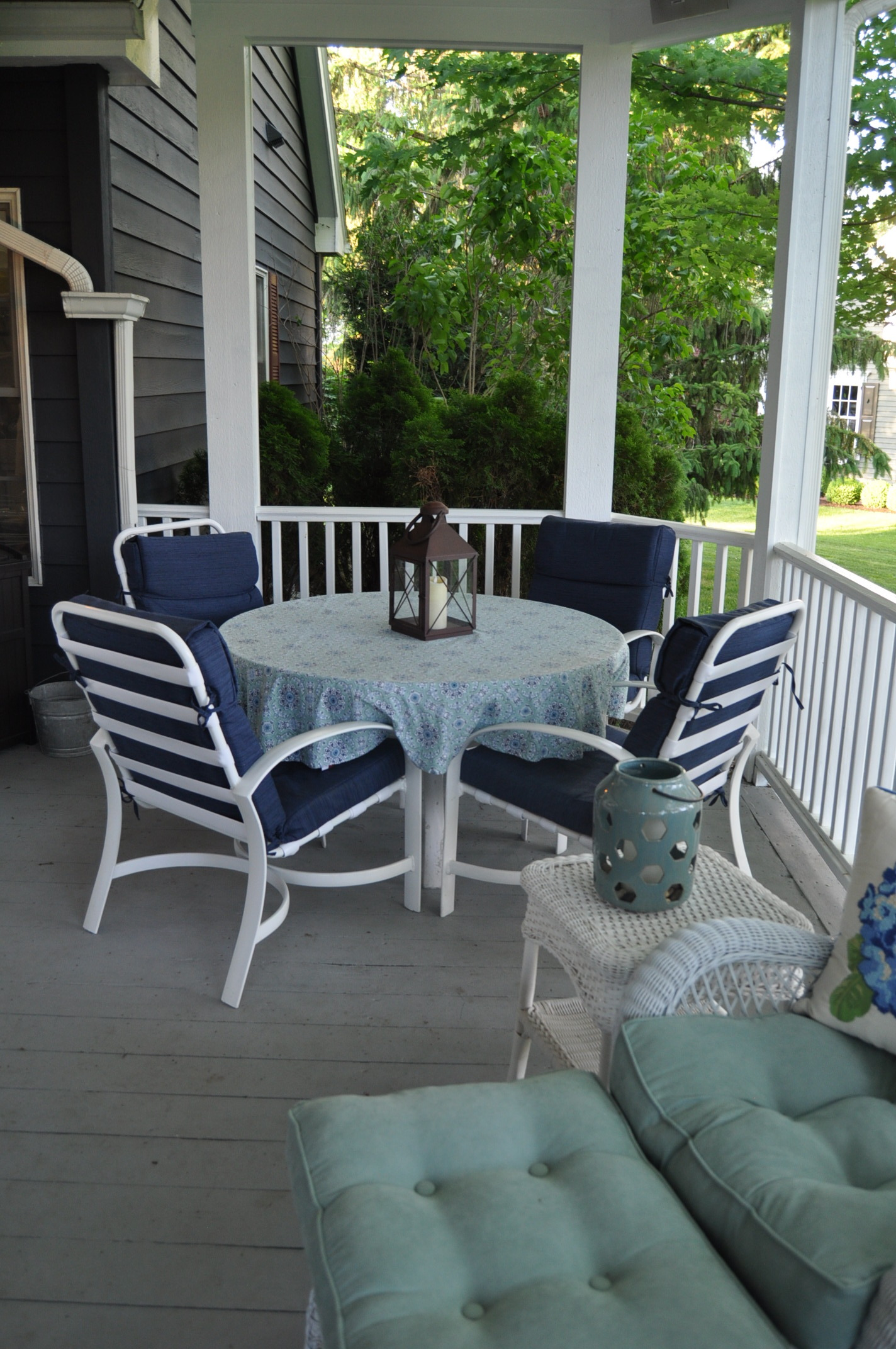 Our favorite dinner spot.