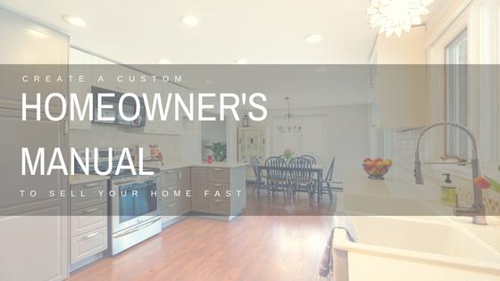 Homeowners manual