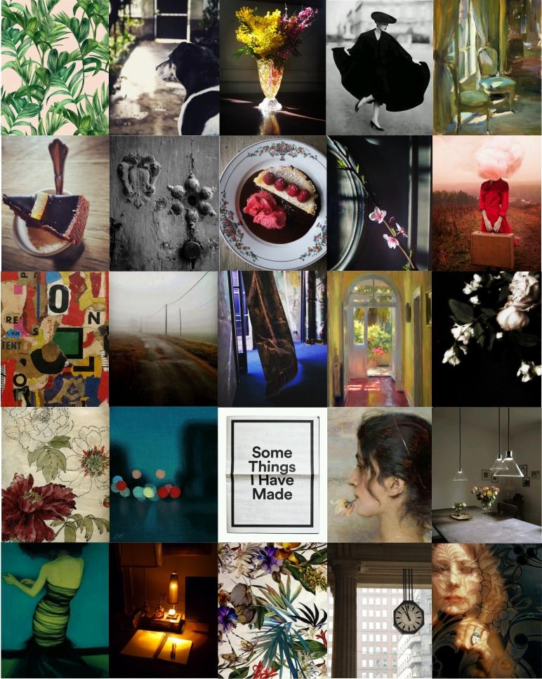 photo collage MONICA CATTANEO
