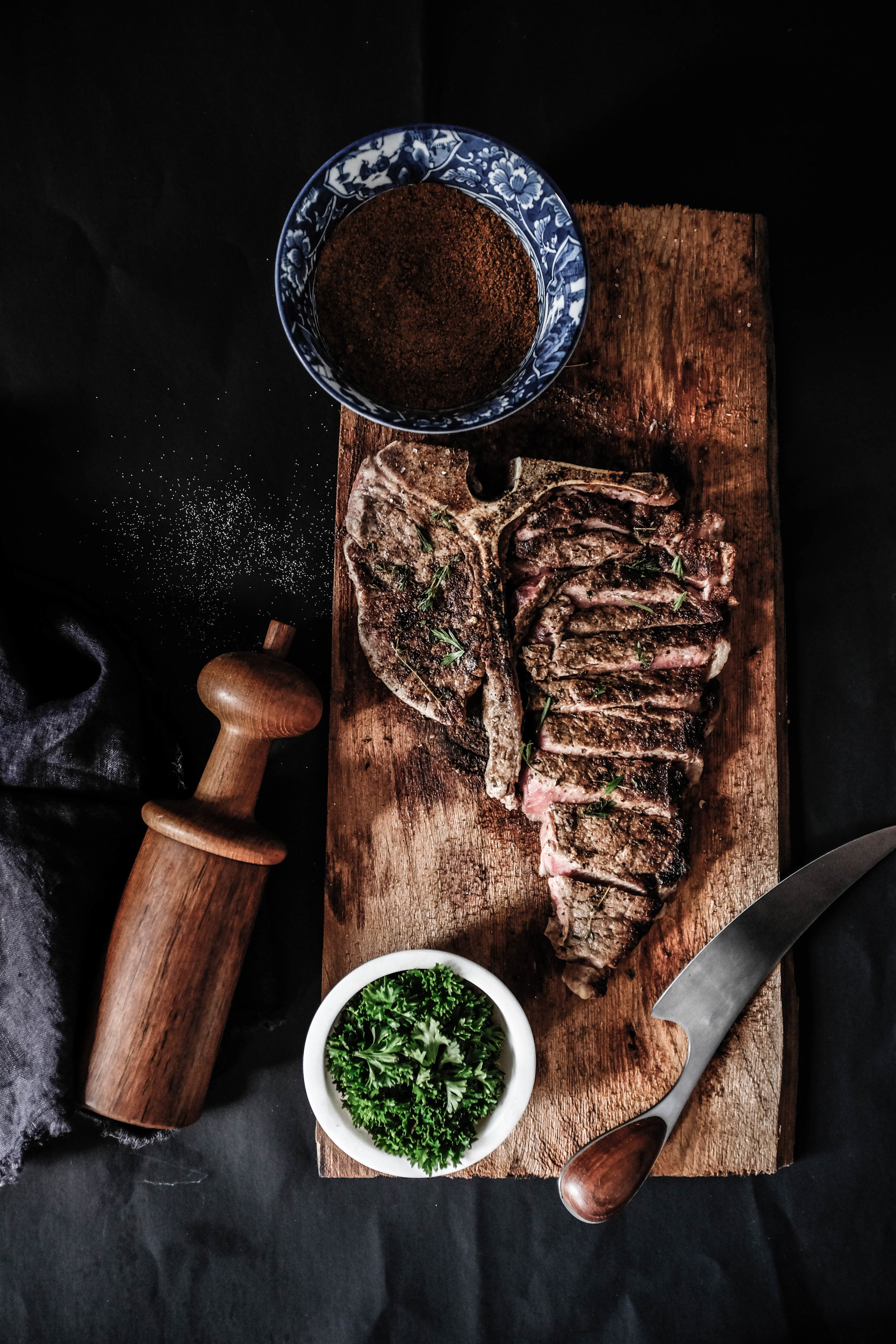 The Perfect Flavored Steak