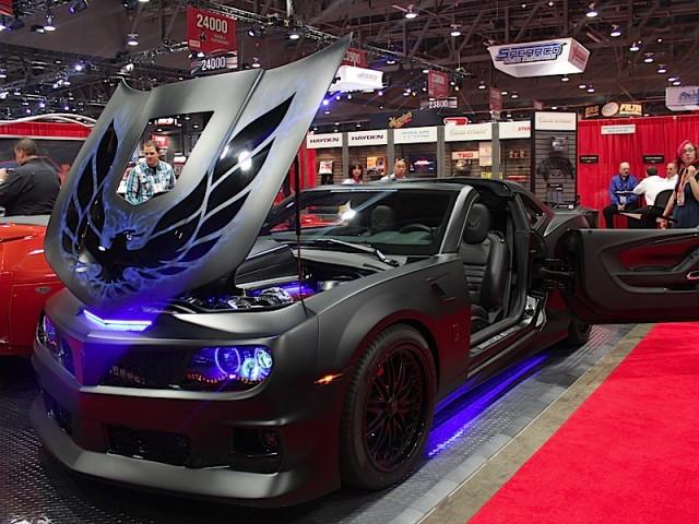 2015 Las Vegas SEMA show.