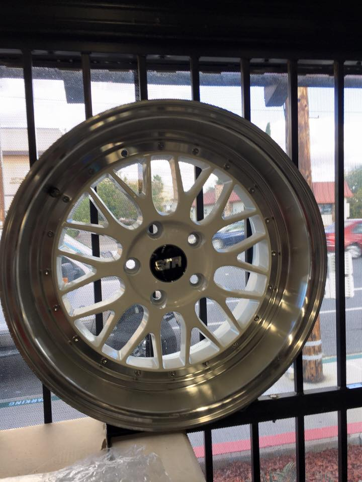 Get your car new rims at Stereo Depot