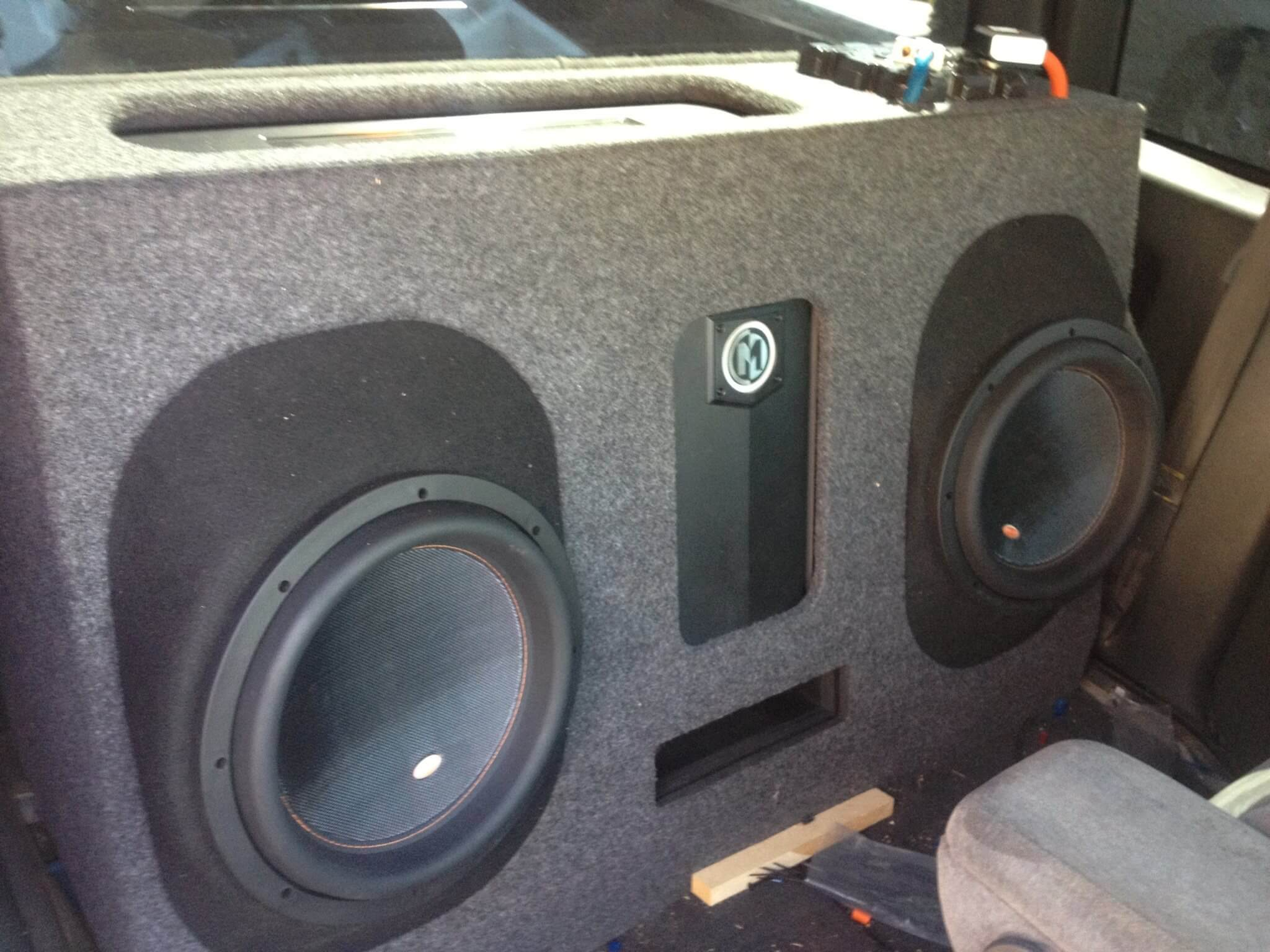 Custom Car Speaker Installation in San Diego & El Cajon