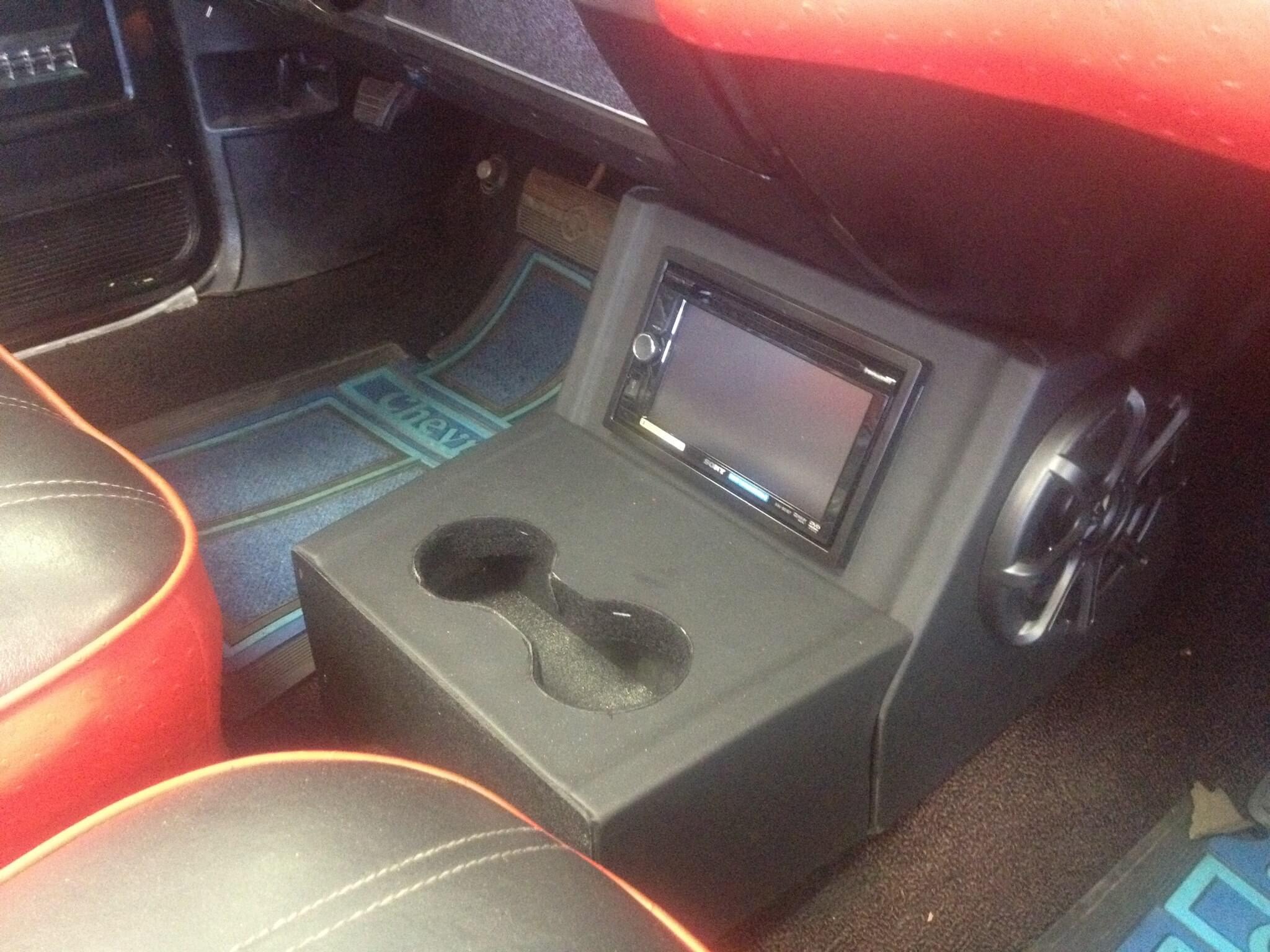 Sick custom car audio and car video at Stereo Depot