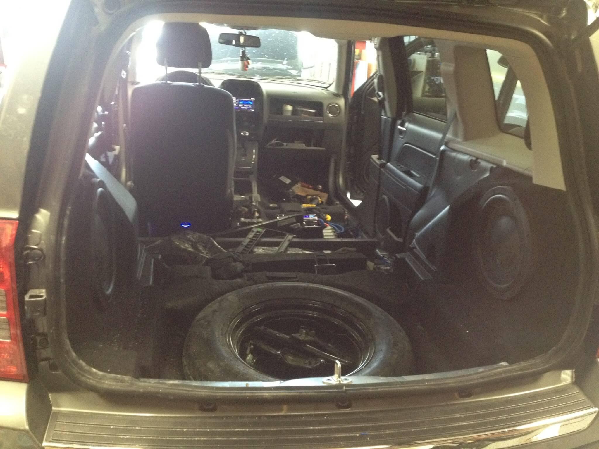 Custom Car Audio Installation in San Diego & El Cajon