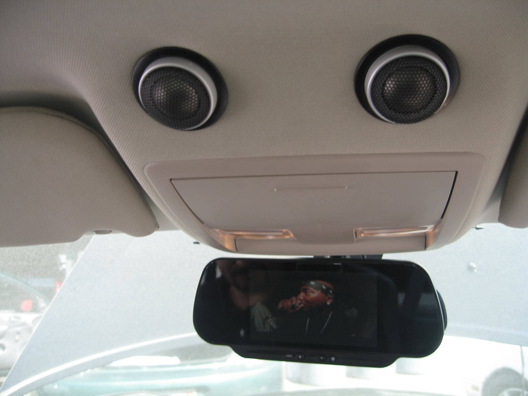 Rearview Backup Camera Installation