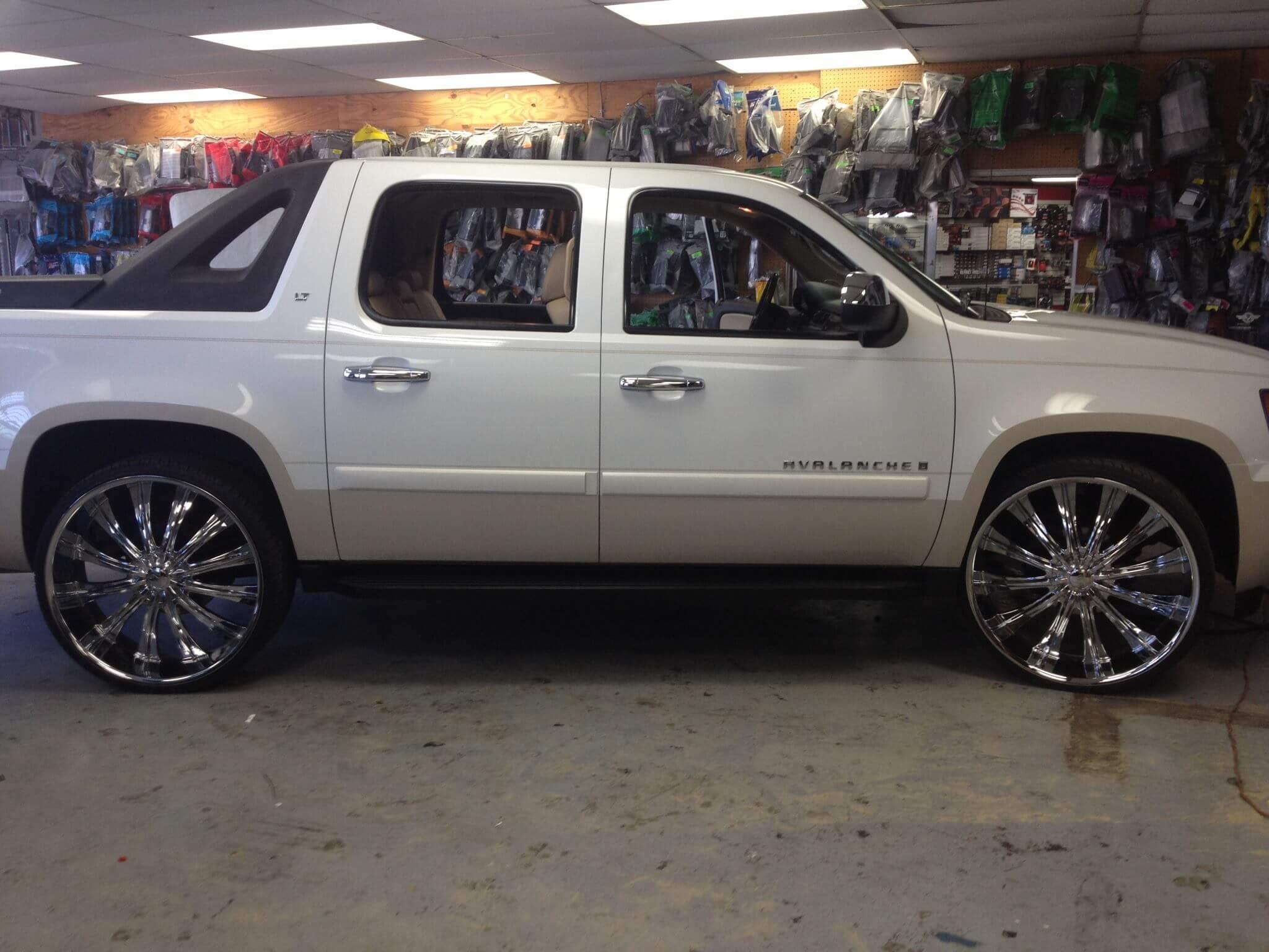 Best Car Rims and New Wheels in San Diego & El Cajon