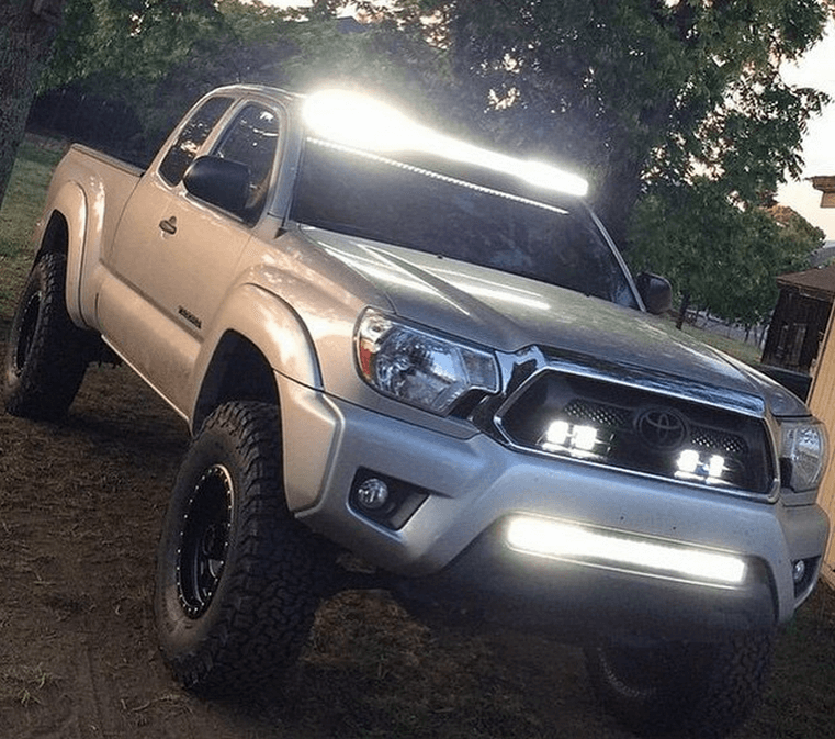 Offroad Lights and Lift Kits for Trucks