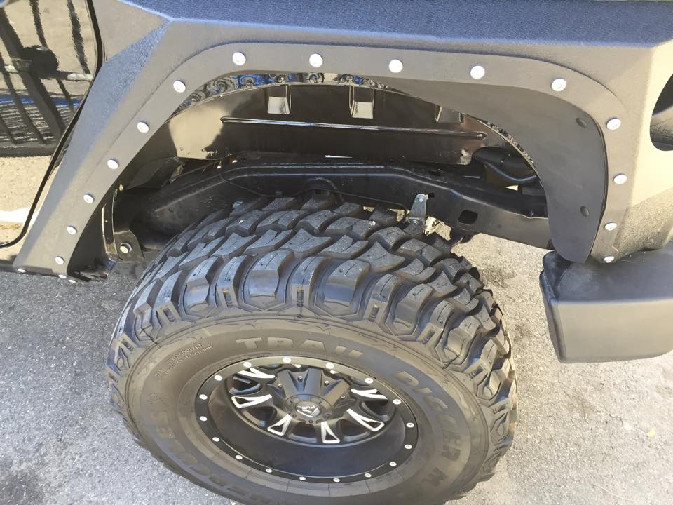 Offroad Tires and Lift Kits at Stereo Depot