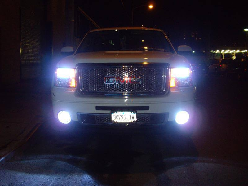 LED & HID Offroad lights at Stereo Depot