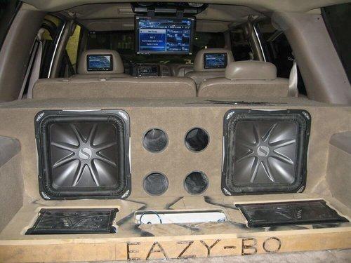 Car Audio Shop Stereo System Installation Near San Diego