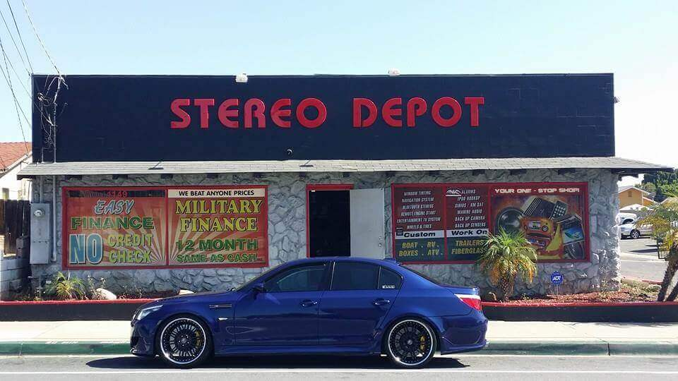 Window Tint Film Brands at Stereo Depot San Diego.