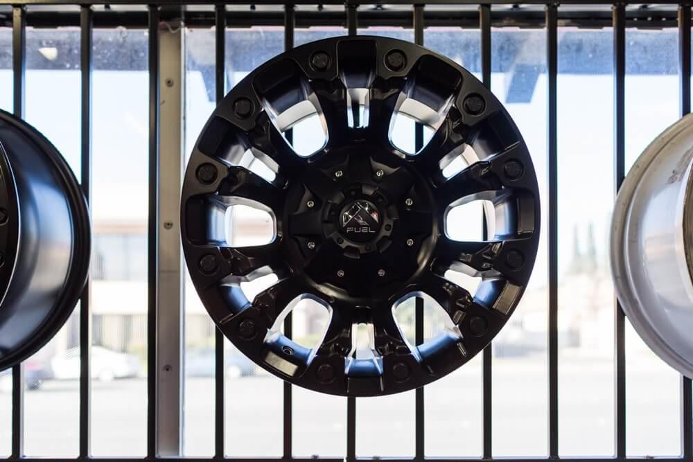 Car Rims, Wheels & Tires in San Diego & El Cajon
