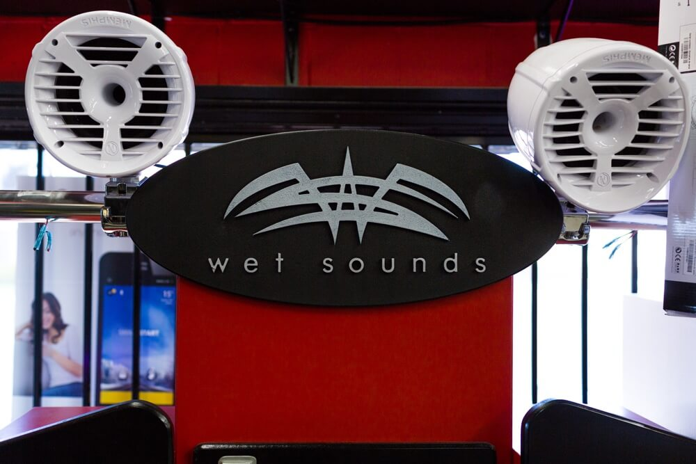 Wet Sounds Marine Speakers at Stereo Depot