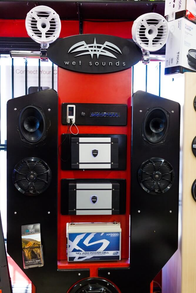 Boat Speakers Installation in San Diego