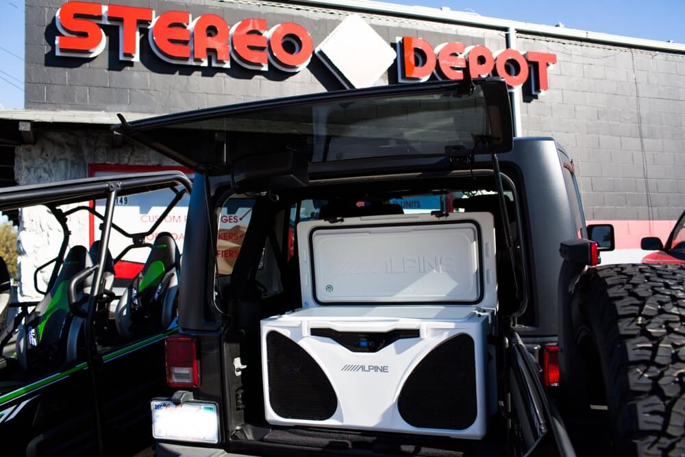 Offroad Audio at Stereo Depot for ATV & Offroad Vehicles