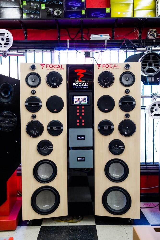 Polaris RZR Sound System Installation