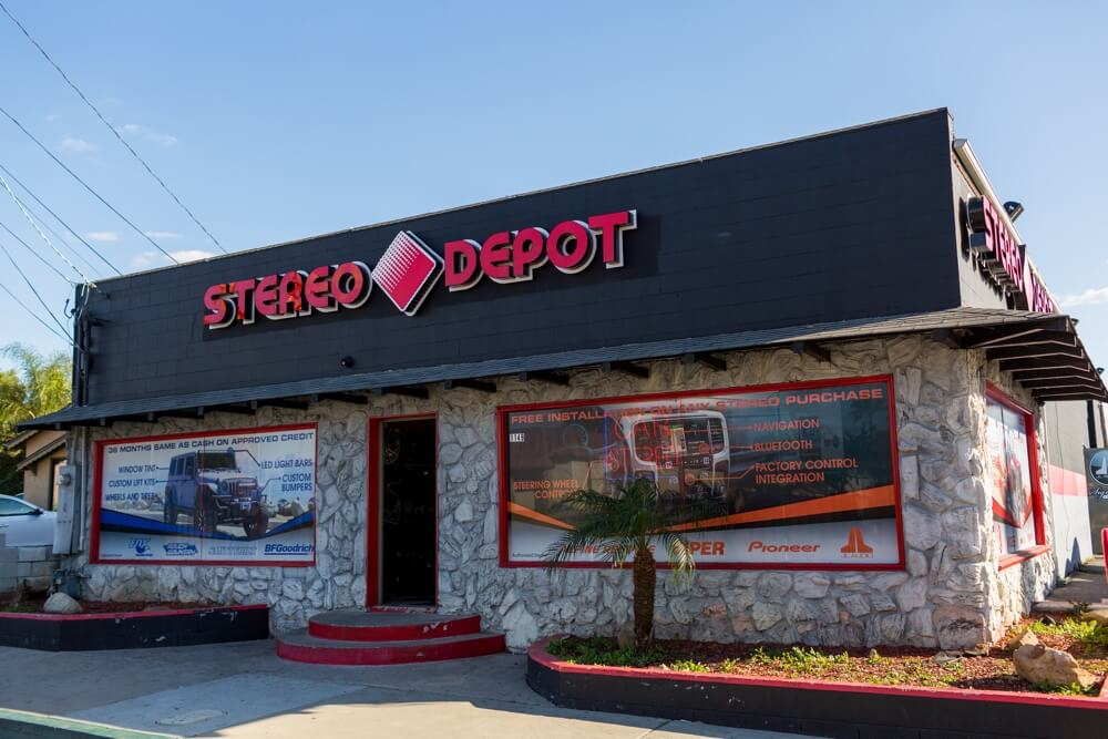 Custom Car Stereo & Speakers in El Cajon & San Diego