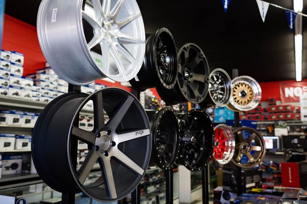 Best Selection of Wheels in San Diego & El Cajon