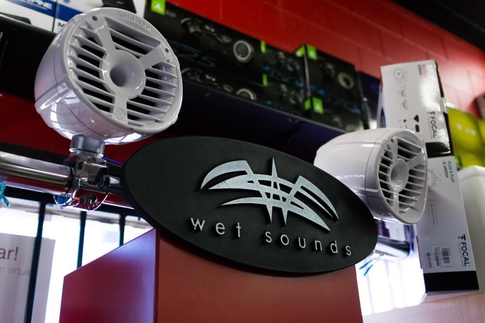 Stereo Depot waterproof speakers.