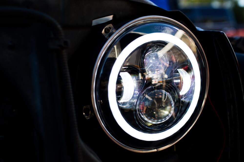 Lightsamp; Depot Led Stereo Lighting Installation At kXiOPZu