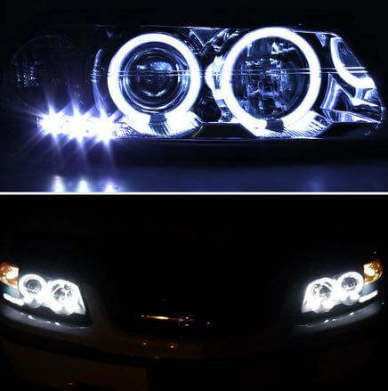 Difference between HID and LED headlights