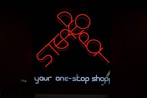 Stereo Depot in El Cajon.