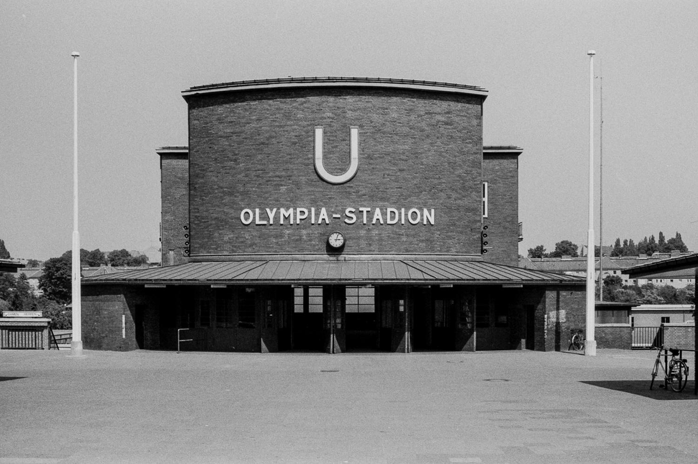 Olympia Stadion. Berlín, 1991