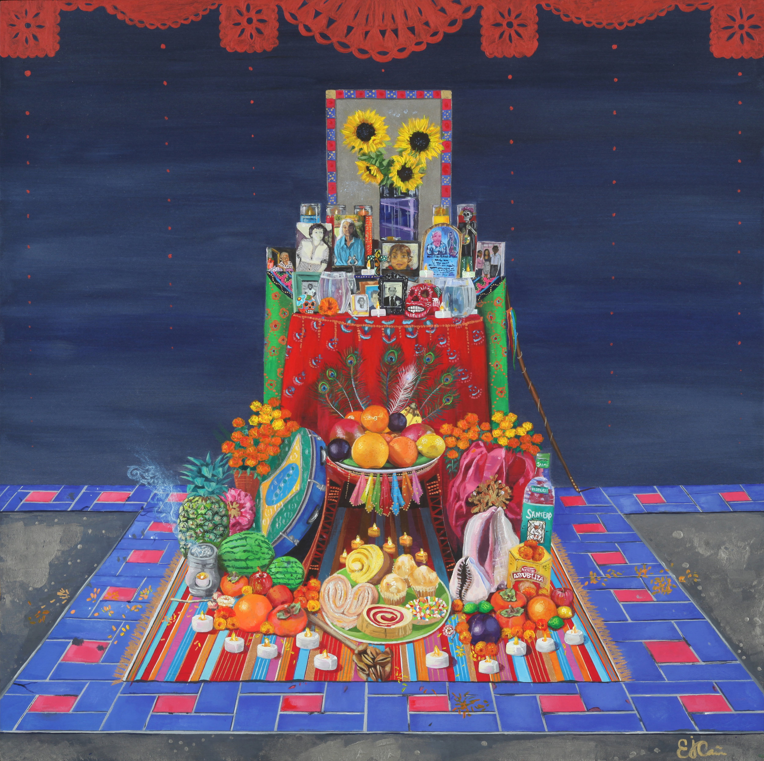 Mission Altar