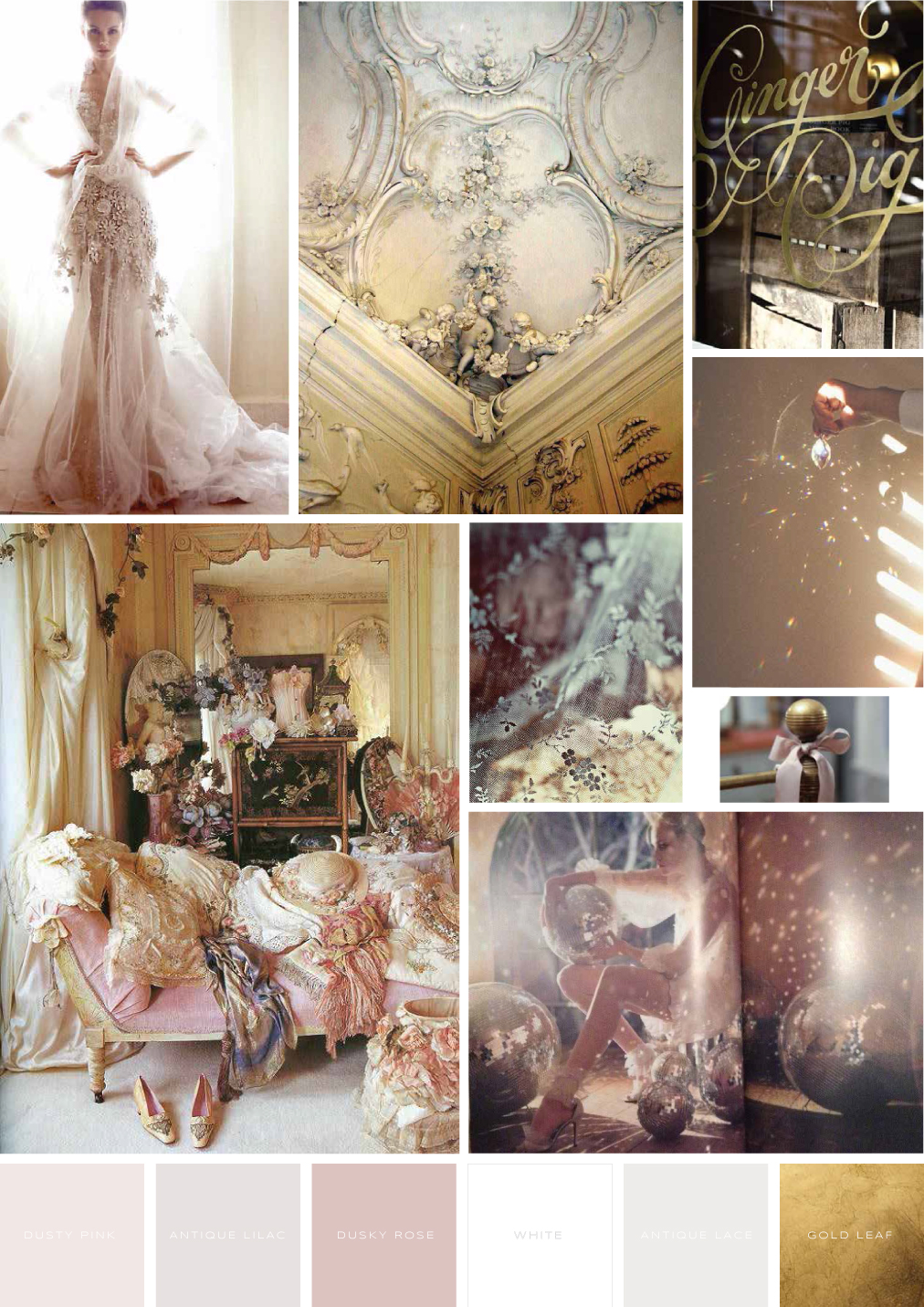 Lucy Tanner Photography Moodboard