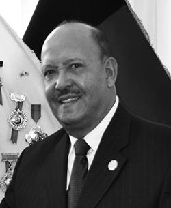 Oswaldo Guzmán  Presidente