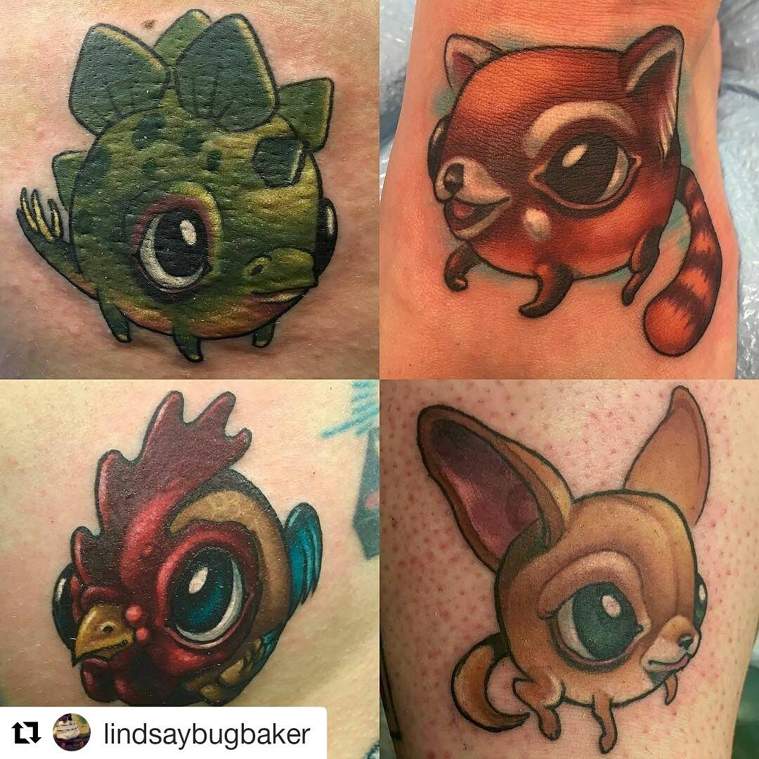 Bubble animals for Ink to End Lyme