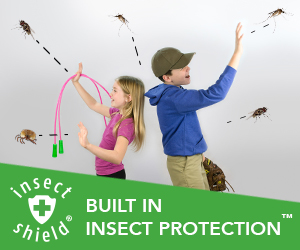 Tick prevention clothing for Kids