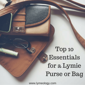 The Essentials for Lymies on the go!